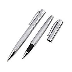 Juego bolígrafos grabados aarón