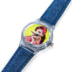 Reloj pulsera tejano