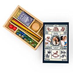 Caja juegos nostálgicos