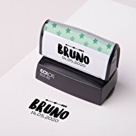 RUBBER STAMP 23X59