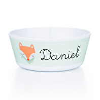 Unbreakable plastic bowl