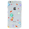 Funda silicona transparente iPhone 8 Plus
