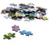 Puzzle cartón 200 piezas redondo
