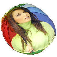 COUSSIN ROND COULEURS
