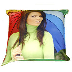 COLOUR SQUARED CUSHION
