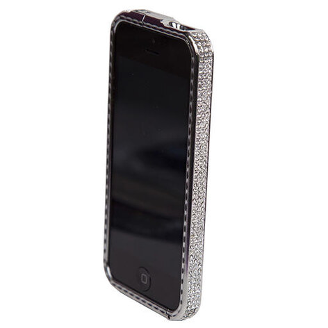 CARCASA IPHONE 5 / 5S INCRUSTAC. CRISTAL