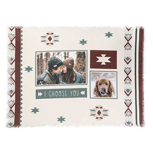 THROW BLANKET 130x175