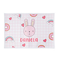 Oilcloth placemat