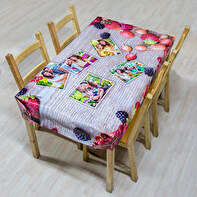 OIL TABLECLOTH 100x140