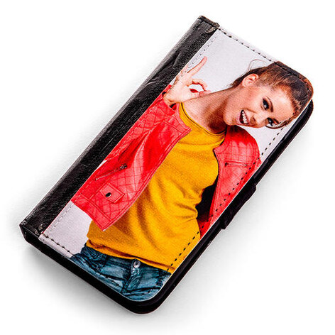 FUNDA-ESTUCHE POLIPIEL IPHONE 6