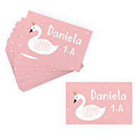 Personalised stickers (pack 36)