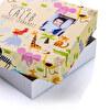 (desc.) Caja de cartón 19x19