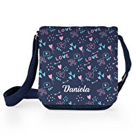 Small jeans bag