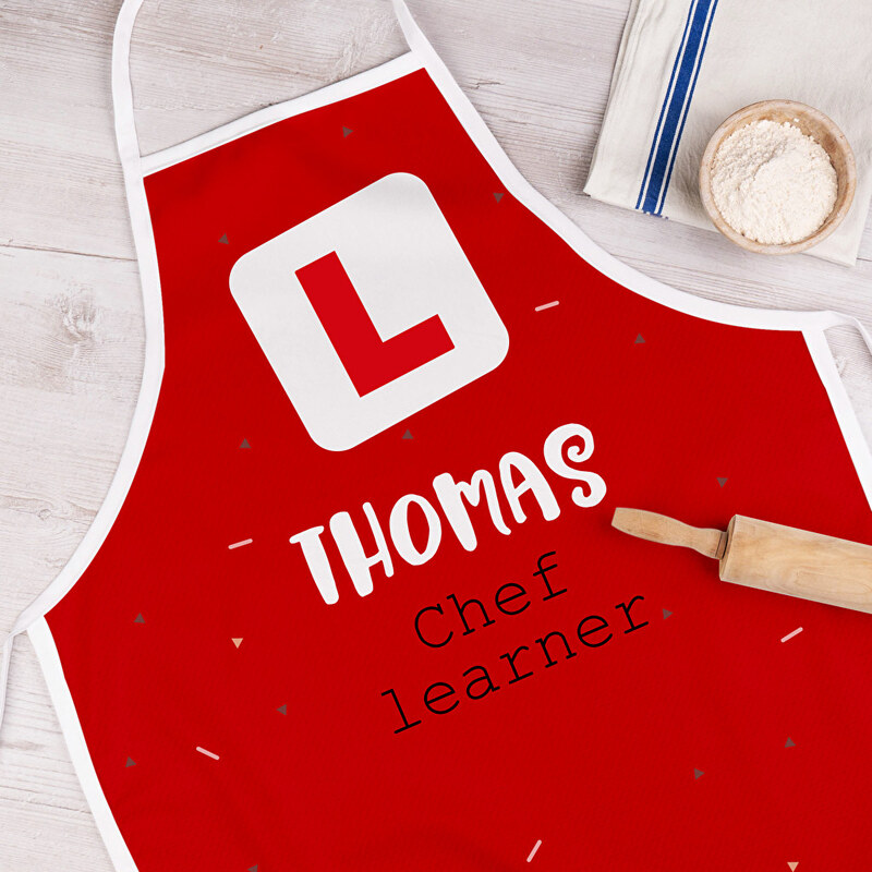 Original photo aprons