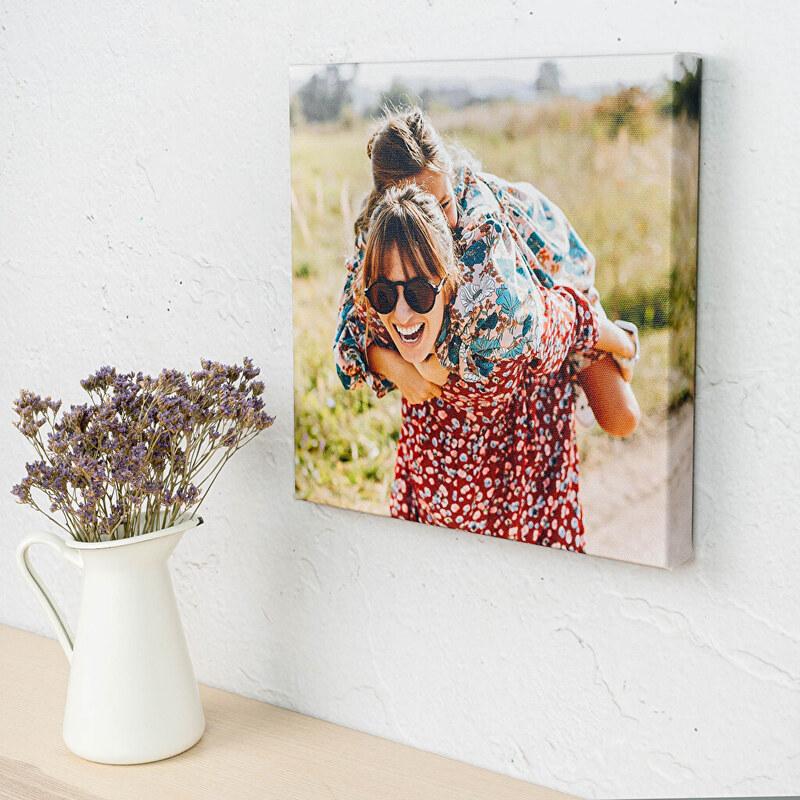 Fotos em telas