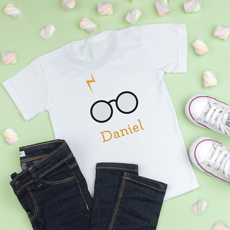 T-shirt personalizada Harry Potter