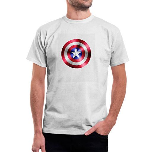 Camisetas algodón hombre