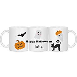 Mug personnalisé Happy Halloween