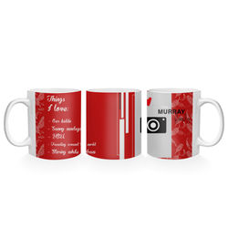 Diseño Red Love
