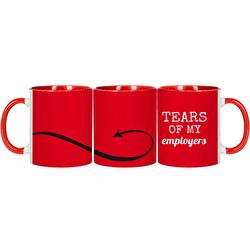 Diseño Tears of my employers