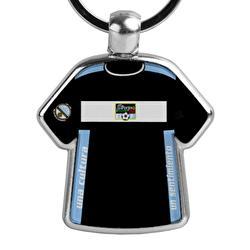 Llavero metálico camiseta 1...