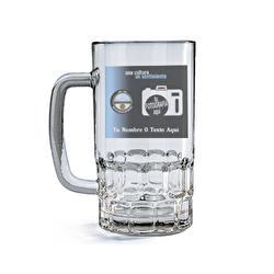 Jarra cerveza cristal E. F....