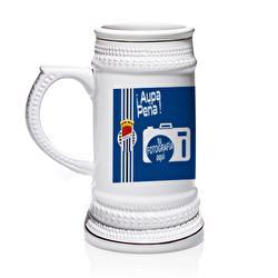 Jarra cerveza alemana Peña...