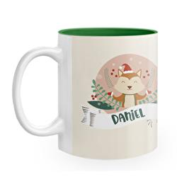 Diseño Christmas Fox