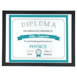 Diseño Certificate 2