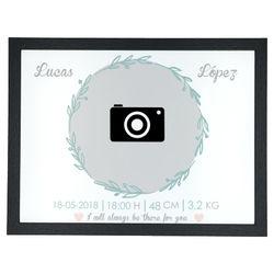 Diseño Nacimiento corona foto