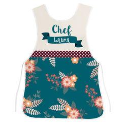Diseño Flowery Chef