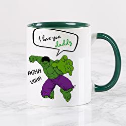 Diseño Father Hulk
