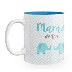Diseño Mamá azul