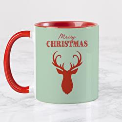 Diseño Merry Christmas Reindeer