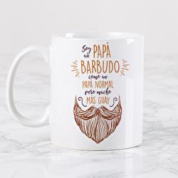 Diseño Papá barbudo