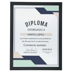 Diseño Certificado (V)