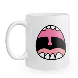 Diseño Funny Mouth