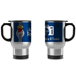 Vaso termo Peña Sport F. C.