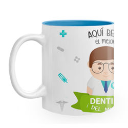 Diseño Profesion Dentista chico