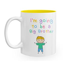 Diseño I'm going to be a big brother