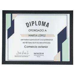 Diseño Certificado
