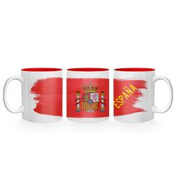 Diseño España ¡Todos con La Roja!