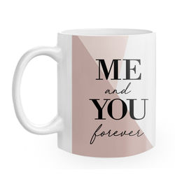 Diseño Me & You forever