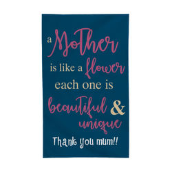 Diseño Mothers are flowers