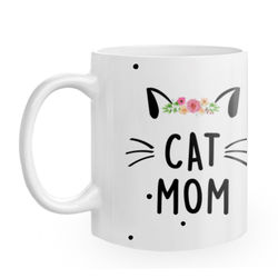 Diseño Cat Mom