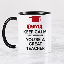 Diseño Teacher keep calm