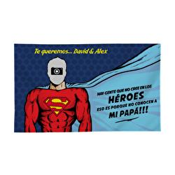 Diseño Mi Papá Heroes