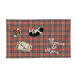 Diseño Company Blanket GIRL Tartan