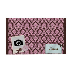 Diseño Damask (Pink) with photo