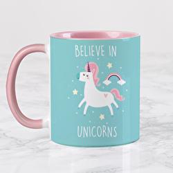 Diseño Believe in Unicorns